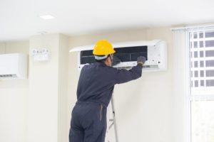 Pose et dépannage de climatisation en entreprise à Nice